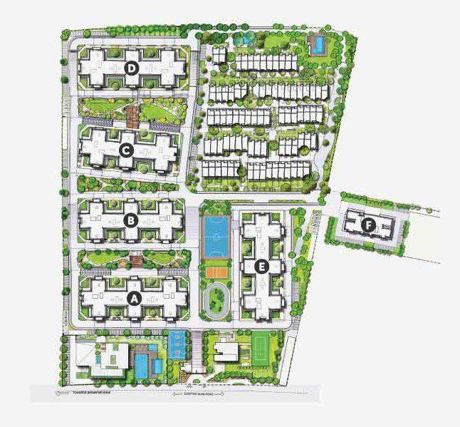 Assetz 63 Degree East Master Plan
